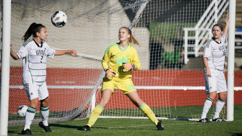 Julia Babicz, Brooke Molby, Women's Soccer
