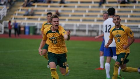 Rowlands, Men's Soccer, UVIC
