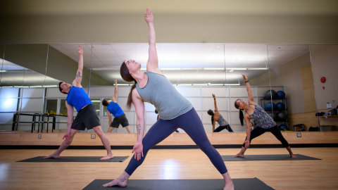 Northern Sport Centre Yoga