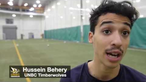 Embedded thumbnail for MSOC: National champion Behery joins TWolves from VIU