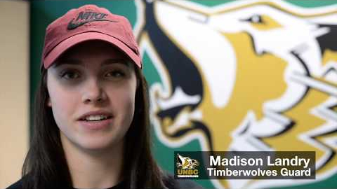 Embedded thumbnail for WBB: Timberwolves at Calgary Playoff Preview