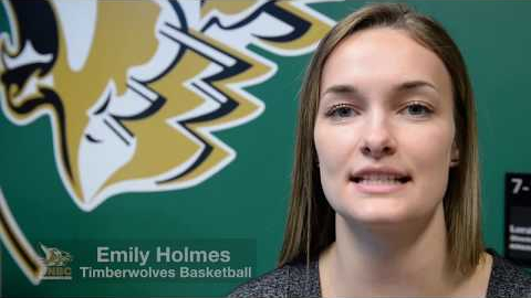 Embedded thumbnail for WBB: Timberwolves at Mount Royal Preview