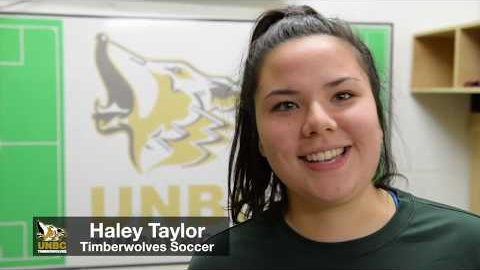 Embedded thumbnail for WSOC: TWolves get physical, add midfielder Haley Taylor for 2019