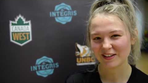 Embedded thumbnail for WSOC: SAIT transfer Sarah Lepine to bring speed, experience to TWolves