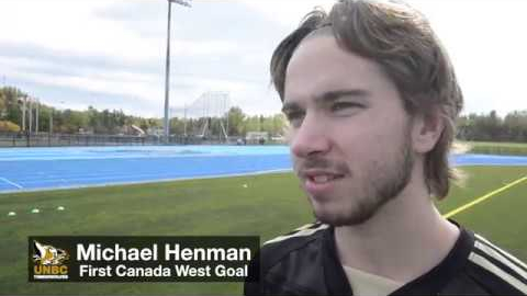 Embedded thumbnail for MSOC: Henman goal propels Timberwolves to 1-0 win over Dinos