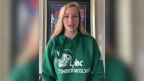 Embedded thumbnail for WBB: Soltes to bring speed, passion to Timberwolves in 2019