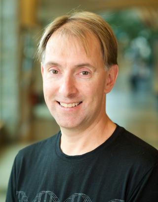 Dr. Mark Shrimpton